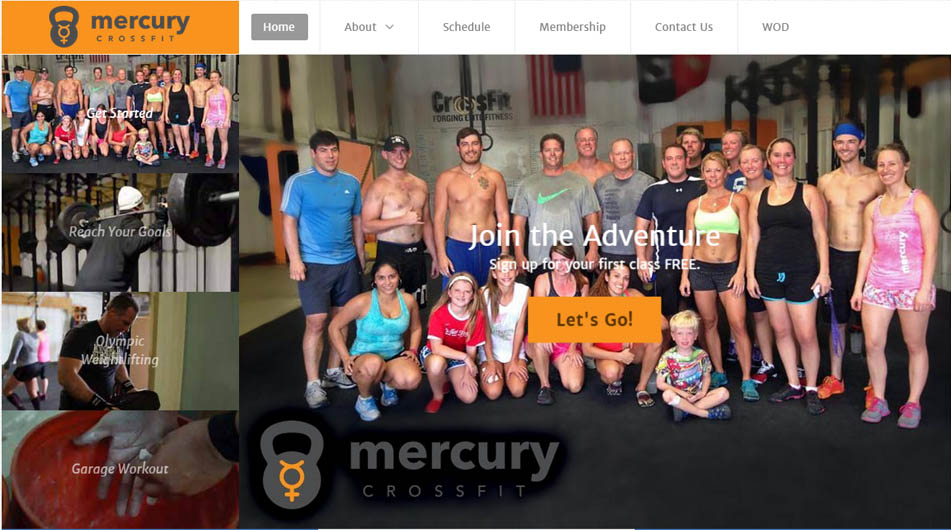 Mercury Crossfit